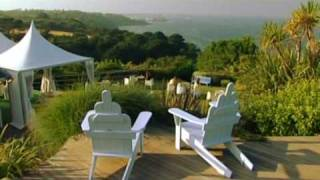 Footage of the Channel Islands of Guernsey, Herm, Sark and Alderney