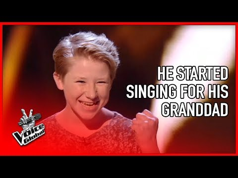 Most INSPIRING audition in The Voice 😭| STORIES #14 (видео)