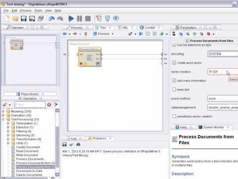 Eksplorasi Data Mining Menggunakan RapidMiner