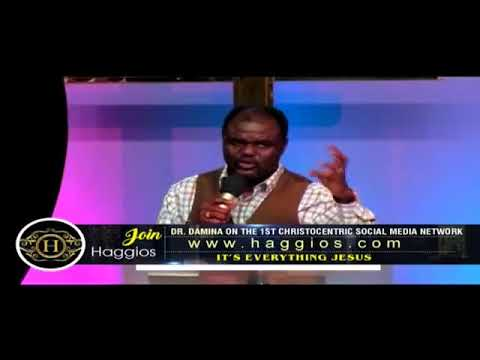 The Walk Of Faith - Dr. Abel Damina
