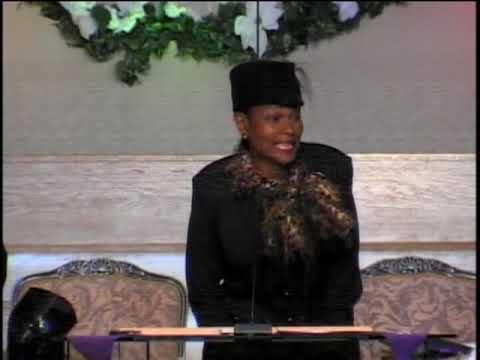 Rev. Sheryl McCullough, Guest Speaker