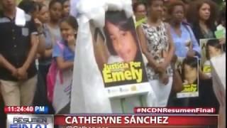 Asesinato de Emely trae a la memoria de la sociedad otros crímenes atroces