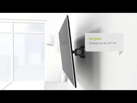 Hama Premium Wandhalterung (видео)