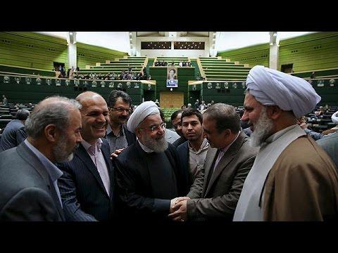 Χ. Ροχανί: «Χρυσή σελίδα στην ιστορία του Ιράν η συμφωνία με τη Δύση»