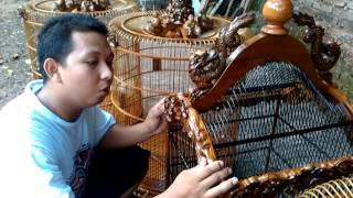 Download Video Sangkar Burung Shop, Jual Sangkar Ukir Jepara MP3 3GP MP4
