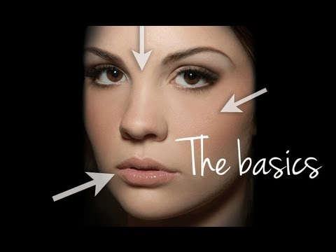 THE BASICS: MASTERING FOUNDATION AND CONCEALER TUTORIAL
