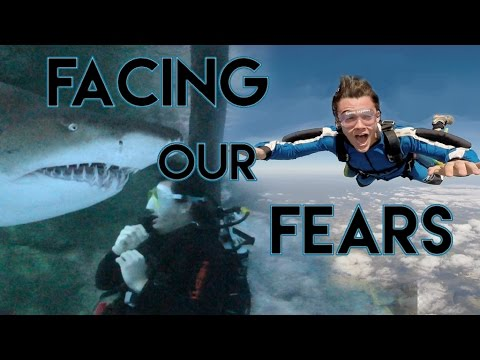 Facing our BIGGEST Fears!