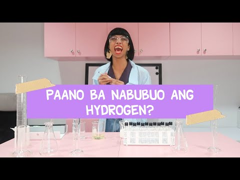 MIMIYUUUH AS A CHEMIST (OH PAK SORRY GRADUATED CYLINDER!)