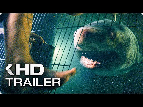 47 METERS DOWN: Uncaged Trailer (2019)