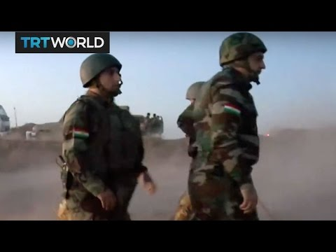 Video The Fight For Mosul: Iraqi forces begin offensive to defeat Daesh download in MP3, 3GP, MP4, WEBM, AVI, FLV January 2017