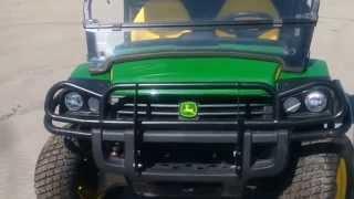 7. 2012 Gator XUV 855D