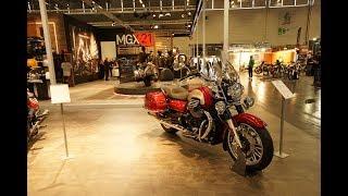 10. Outstanding 2017 Moto Guzzi California 1400 Touring