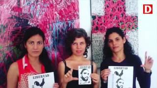 Rosa María Payá: 'Hay que terminar con la sensación de impunidad que tiene el Gobierno cubano&#3