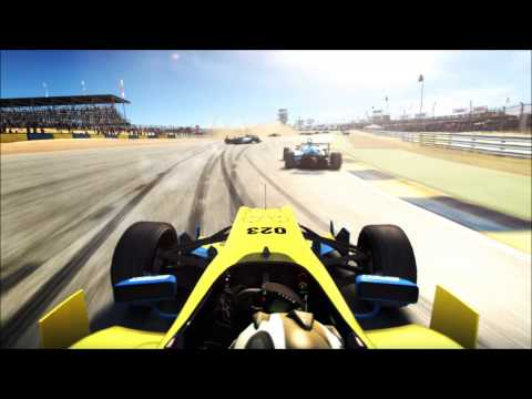 GRID Autosport Soundtrack OST 2014 Trailer Theme GRID 3