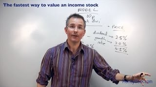 Download Video The fastest way to value an income stock - MoneyWeek Investment Tutorials MP3 3GP MP4