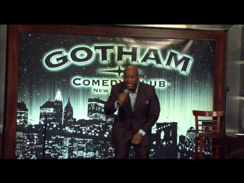 Mike Bonner @ Gotham Comedy Club NYC
