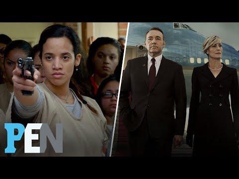 House Of Cards & OITNB Season 5, Orphan Black & More TV Reviews   Bingeworthy   Entertainment Weekly