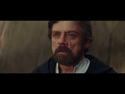 Star Wars: The Last Jedi/Luke's Final Stand