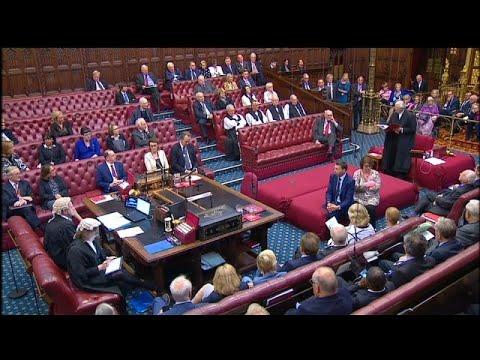 Großbritannien: Oberhaus beschließt Gesetz gegen eine ...