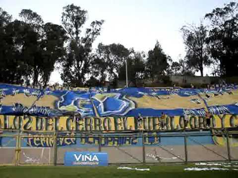 Segundo Gol Everton 4 Antofagasta 0 - Los del Cerro - Everton de Viña del Mar