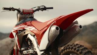 5. 2019 HONDA CRF250RX MEDIA LAUNCH