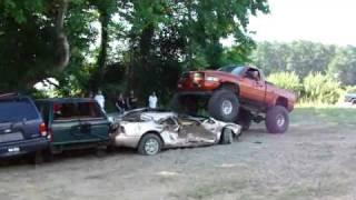 Monster truck Dodge Ram