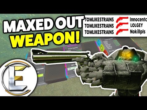 Garrys Mod - Maxed Out Weapon! - Gmod DarkRP Life (Upgraded The Weapon To Maximum Damage Now Overpowered)