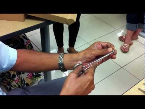 Basic Surgical Instrument Demonstration – Dr Sanjoy Sanyal