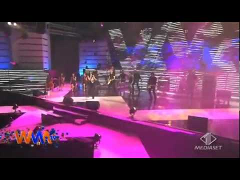 Laura Pausini // Wind Music Awards 2009