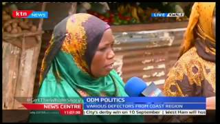 News Centre: Kwale residents expectations after Mvurya defected from ODM,9/23/2016
