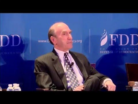 Amin's question to Elliot Abrams & more questions April 2016