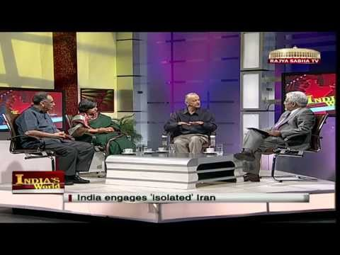 Iran - Guests: Vivek Katju (Former Diplomat) ; Leela Ponappa (Former Diplomat and Former Dy. NSA) ; Qamar Agha (Expert on International Affairs) Anchor: Bharat Bhushan.