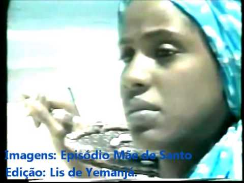Lenda de Yemanjá exibida no programa Pai Toninho de Xangô 10/07/2013.