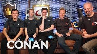 Conan Plays