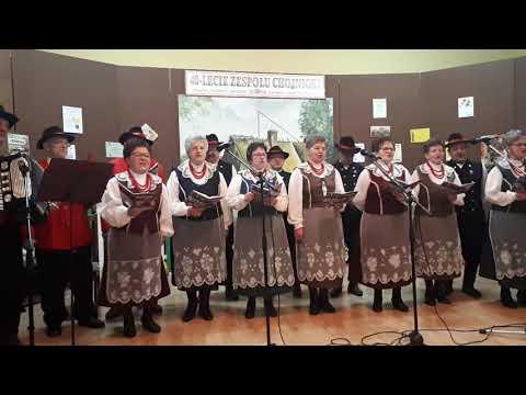 Wideo1: 40-lecie Zespołu Regionalnego  Chojnioki