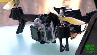 The Pocket Drone | CES 2014 Hardware Battlefield