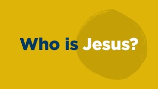 The gospel in less than 3 minutes: Who is Jesus?
