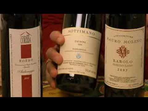 Piemonte Italian Wines : Piemonte Wine Recommendations