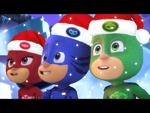 Happy Holidays! | All Christmas Specials | PJ Masks Official видео