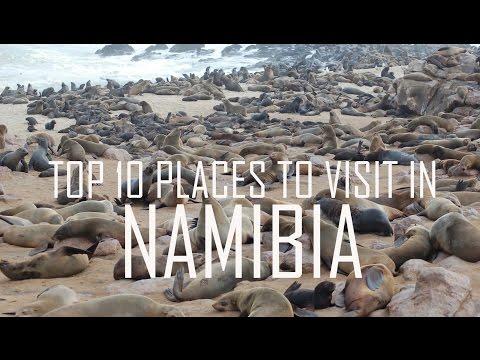 Namibia Tourism Destination