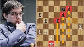 MVL Makes Sure Karjakin's Punishment Continues!