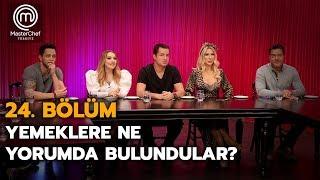 Download Video O Ses Türkiye ekibi MasterChef yarışmacılarının yemeklerini tattı! | 24. Bölüm | MasterChef Türkiye MP3 3GP MP4
