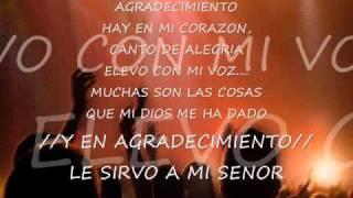 Agradecimiento (al Meditar Dios Mio ...) - Raquel Reyes