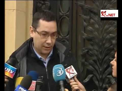 VIDEO Victor Ponta: Sistemul lor de frauda a functionat mai bine