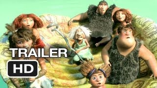Nonton The Croods Official Trailer  3  2013    Ryan Reynolds  Nicolas Cage Animated Movie Hd Film Subtitle Indonesia Streaming Movie Download