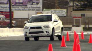 Road Test: 2011 Mitsubishi Outlander Sport