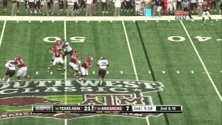 Jarius Wright vs Texas A&M 2011