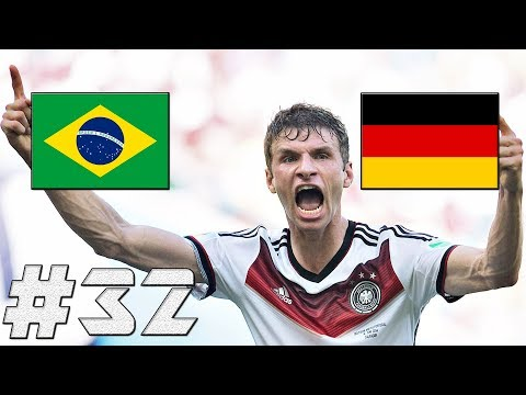 FIFA 17 | Brazílie-Německo | Semifinále-MS 2018!!! | PART 32 | XBOX ONE | CZ/SK