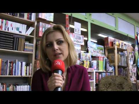 """Beseda s Evou """"Evitou"""" Urbánikovou, kníhkupectvo KnihArt Revúca"""