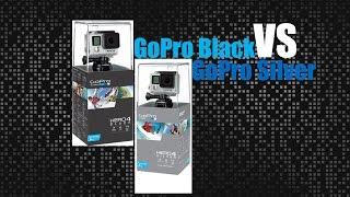 Video GoPro Hero 4 Black vs Silver MP3, 3GP, MP4, WEBM, AVI, FLV Juli 2018